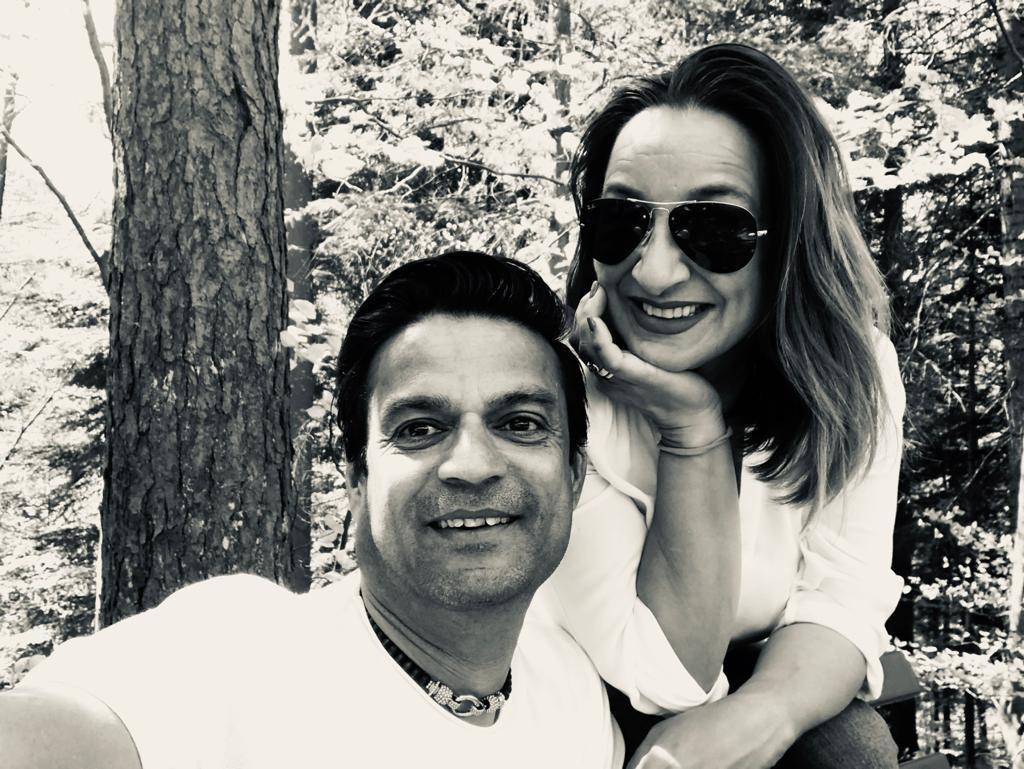 Ines & Raj Sharma